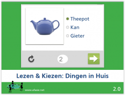 Multiple Choice: Dingen in Huis