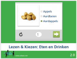 Multiple Choice: Eten & Drinken