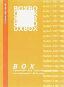 Box; Lexicaal Semantische Afasietherapie