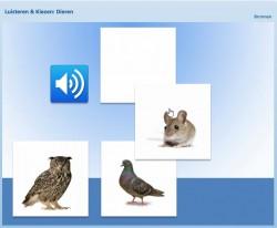 Luisteren & Kiezen: Dieren